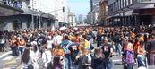 Maturantska parada 2012 - Ljubljana