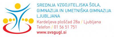 Srednja vzgojiteljska šola, gimnazija in umetniška gimnazija Ljubljana